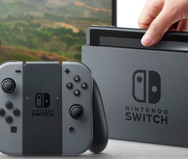 Nintendo Switch Pre-Orders Go Live, January 13