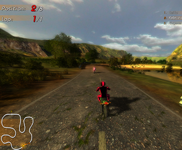 MotoRacing Gameplay