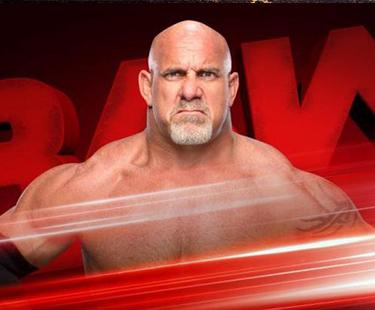 Goldberg Returns & Confronted Roman Reigns & Braun Strowman