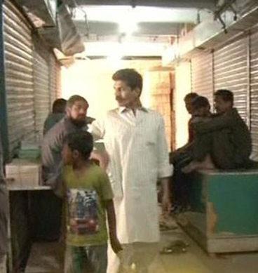 Mass Robbery In Karachi