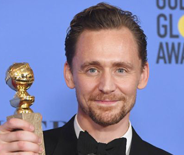 Tom Hiddleston Apologizes For His Controversial Golden Globes Speech