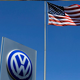 Volkswagen Pleads Guilty To Emissions Cheating
