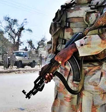 4 Terrorists Killed By Security Forces Operation In Banu