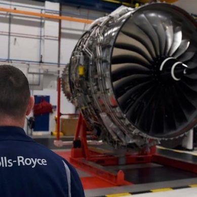 Rolls-Royce Logs Record $5.8bn Loss