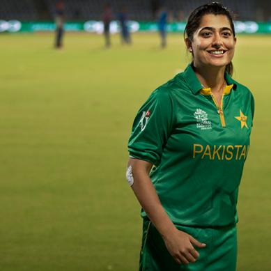 Women's Cricket: Pakistan Beat Scotland By 6 Wickets