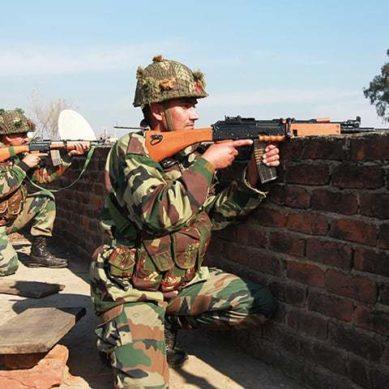 Four Killed In Indian Kashmir Gunbattle
