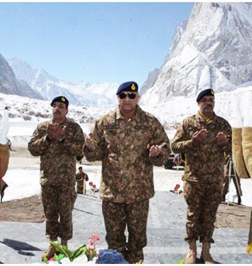 Army Chief Warns Enemies Of Pakistan