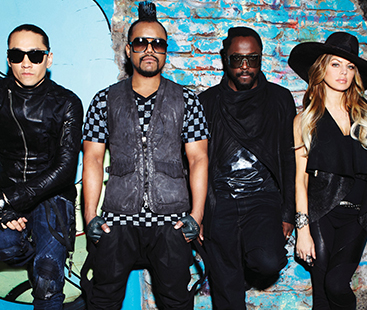 Black Eyed Peas, Unseen Interview