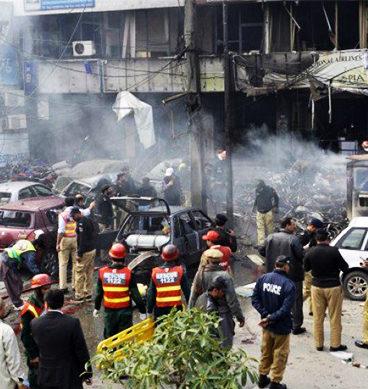 Lahore DHA Blast Was Not An Act Of Terrorism: Rana Sanaullah