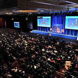 At CPAC Conservatives Cautiously Embrace Trump