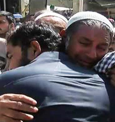 Funeral Prayer Of Taimoor Khan, Samaa TV Held In Orangi Town