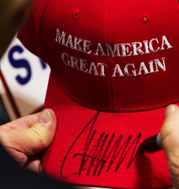 How Donald Trump's Cap Became An Icon?