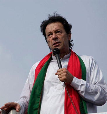 Imran Khan Once Again Lashes Out On PML-N Leadership