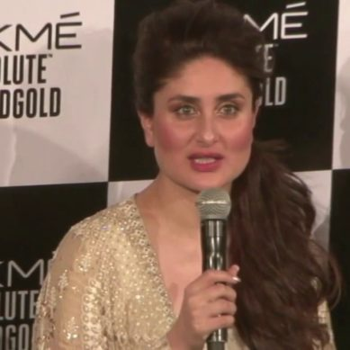 Kareena Kapoor Khan Talks About Baby Taimur Ali Khan's Name Controversy