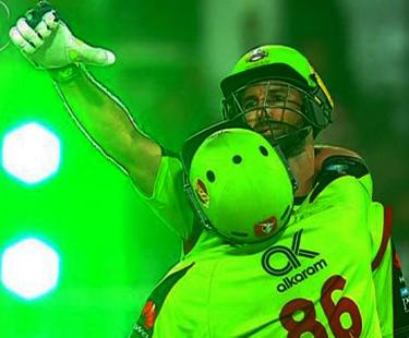 Winning Moments Of Lahore Qalandars