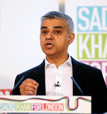 Sadiq Khan Talks London Terror Attack