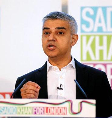 London Mayor Sadiq Khan Slams US President Donald Trump Over Shameful Muslim Travel Ban