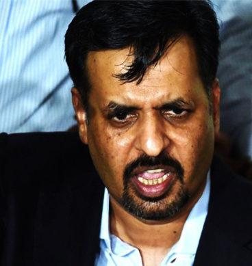 MQM-Pakistan Lawmaker Irtiza Khalil Joins Mustafa Kamal's PSP