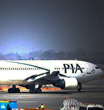 Heathrow Airport: PIA Plane Loaded With Heroin Busted