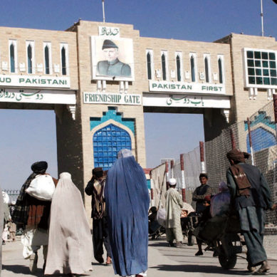 Chaman Border: Firing Ends As Afghan Military Admits Mistake