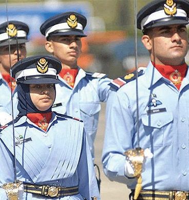 Passing Out Parade In Risalpur Academy