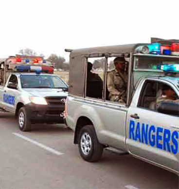 Rangers To Be Deployed In Punjab Under Article 147