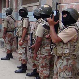 Over 100 Terrorists Killed In Operations