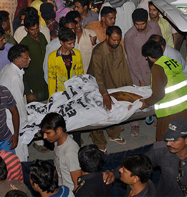 Girl Dies After Sindh University Bus Hits Her, In Campus