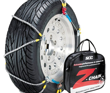 Snow Tire Chains Have Great Traction