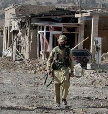Suicide Attack In Mohmand Agency