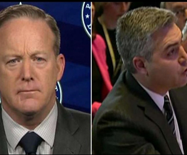Acosta To Spicer: How Can You Say Trump Is Tough On Russia?