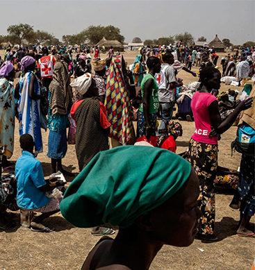 UN: 1.5 Million Flee Civil War In South Sudan