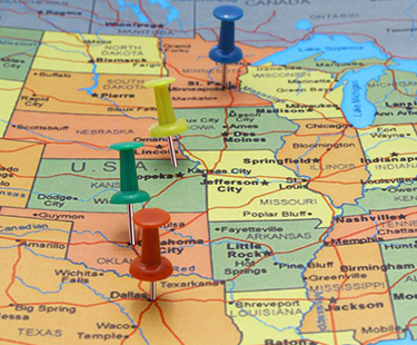 Weirdest State Borders In America