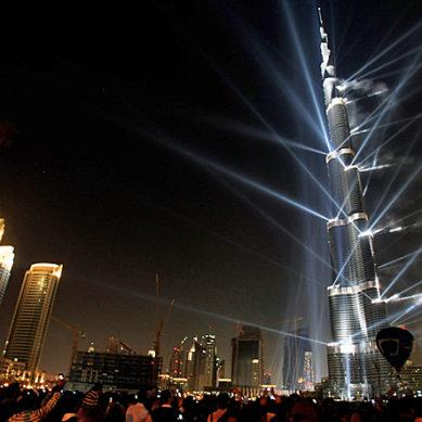 Mega-Skyscrapers Are A Sign Of Economic Collapse