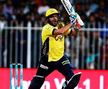Shahid Afridi Half Century Against Karachi Kings
