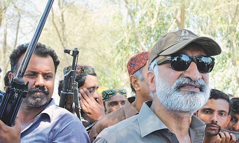 Zulfikar Mirza likely to return to politics
