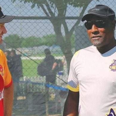 Foreign Players' Pullout Cost Us The Final: Richards