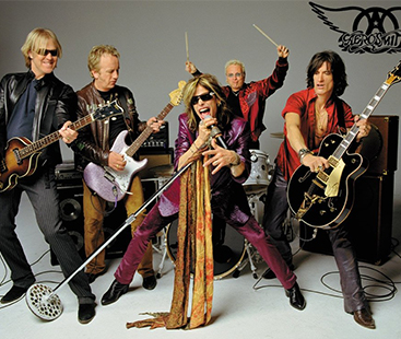 Aerosmith – The Bad Boys From Boston   Candid Interview