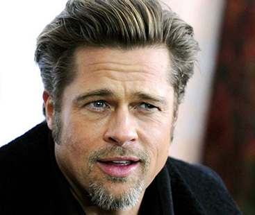 Brad Pitt Visits India For The Promotion Of His Upcoming Movie War Machine