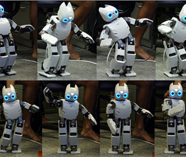 Child Robot Can Be Taught Just Like A Human 4-Year-Old