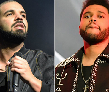 Drake's Surprise Appearance At The Weeknd's Show In London