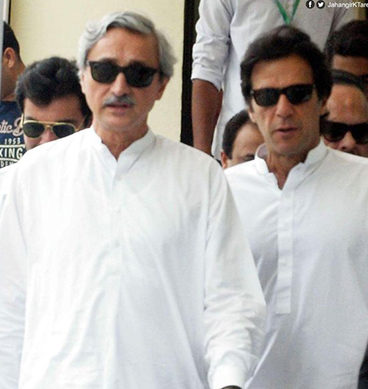 Imran Submits Reply To ECP