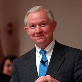 Jeff Sessions: US Attorney General Announces Recusa