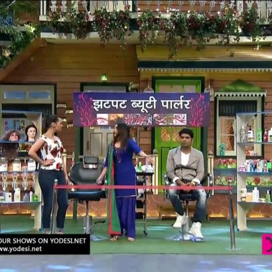 This Is How Kapil Sharma Starts His Firsr Show After Fight With Sunil