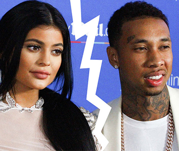 Kylie Jenner Is Ignoring Tyga's Texts