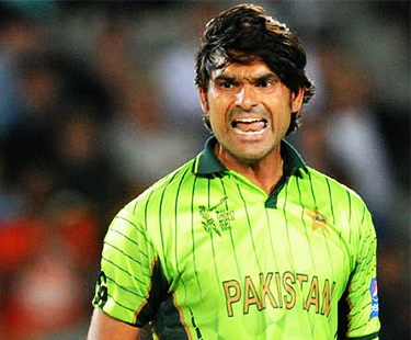 Spot Fixing Scandal: Irfan Gives His Statement To FIA