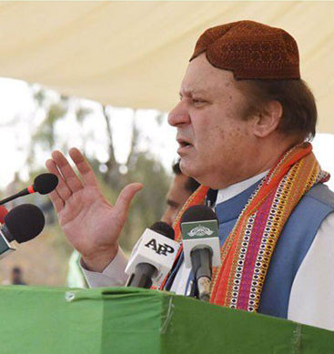 Nawaz Sharif Urges Opponents Not To Indulge In Blame Game