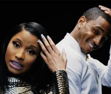 Nicki Minaj Slammed By Trey Songz