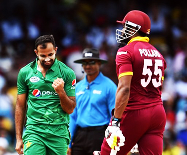 Highlights: Pakistan Beat West Indies In 1st T20