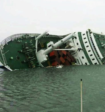 Raising The Dead From S. Korea Ferry Disaster